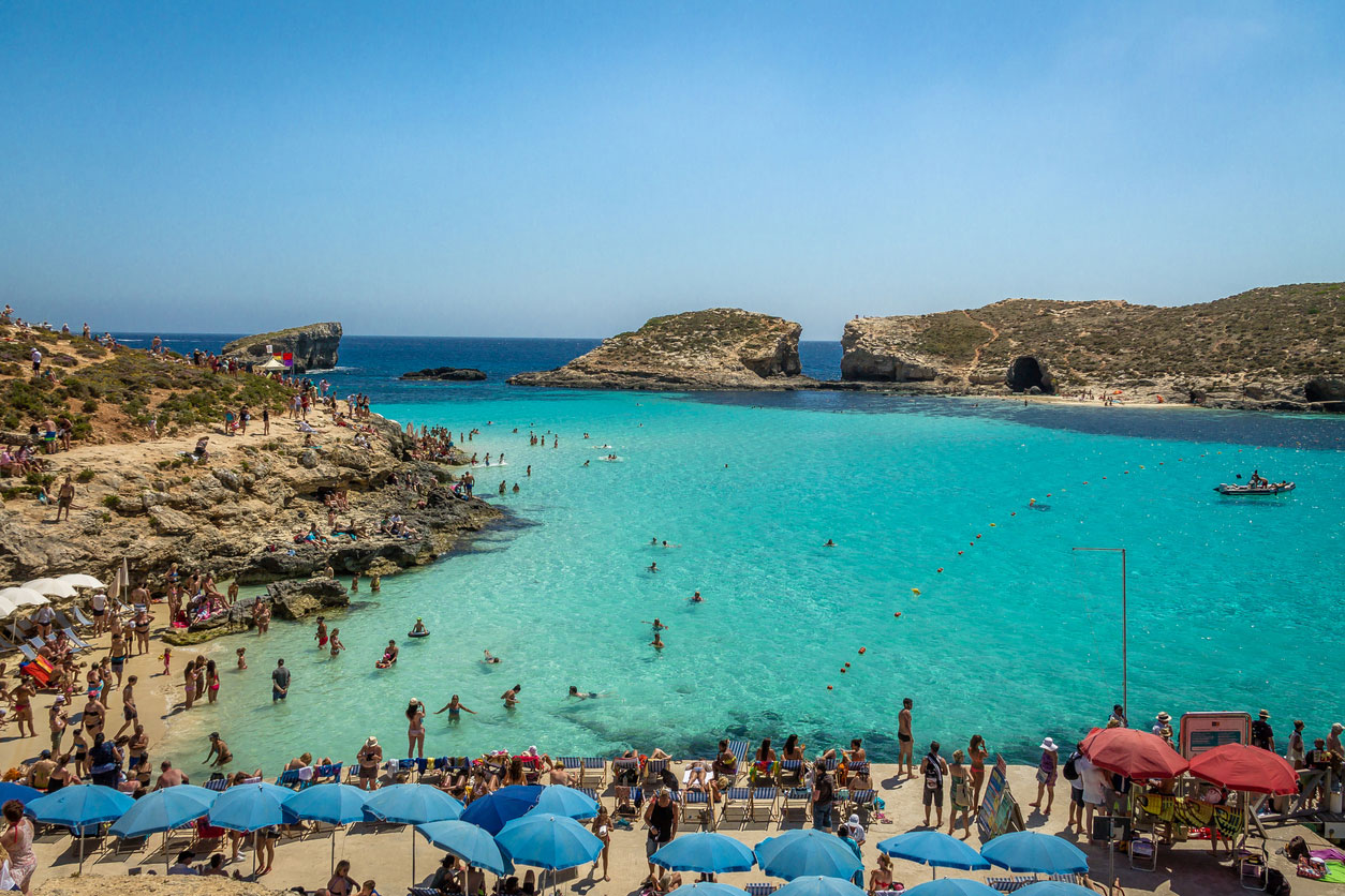 Malta weather and beaches