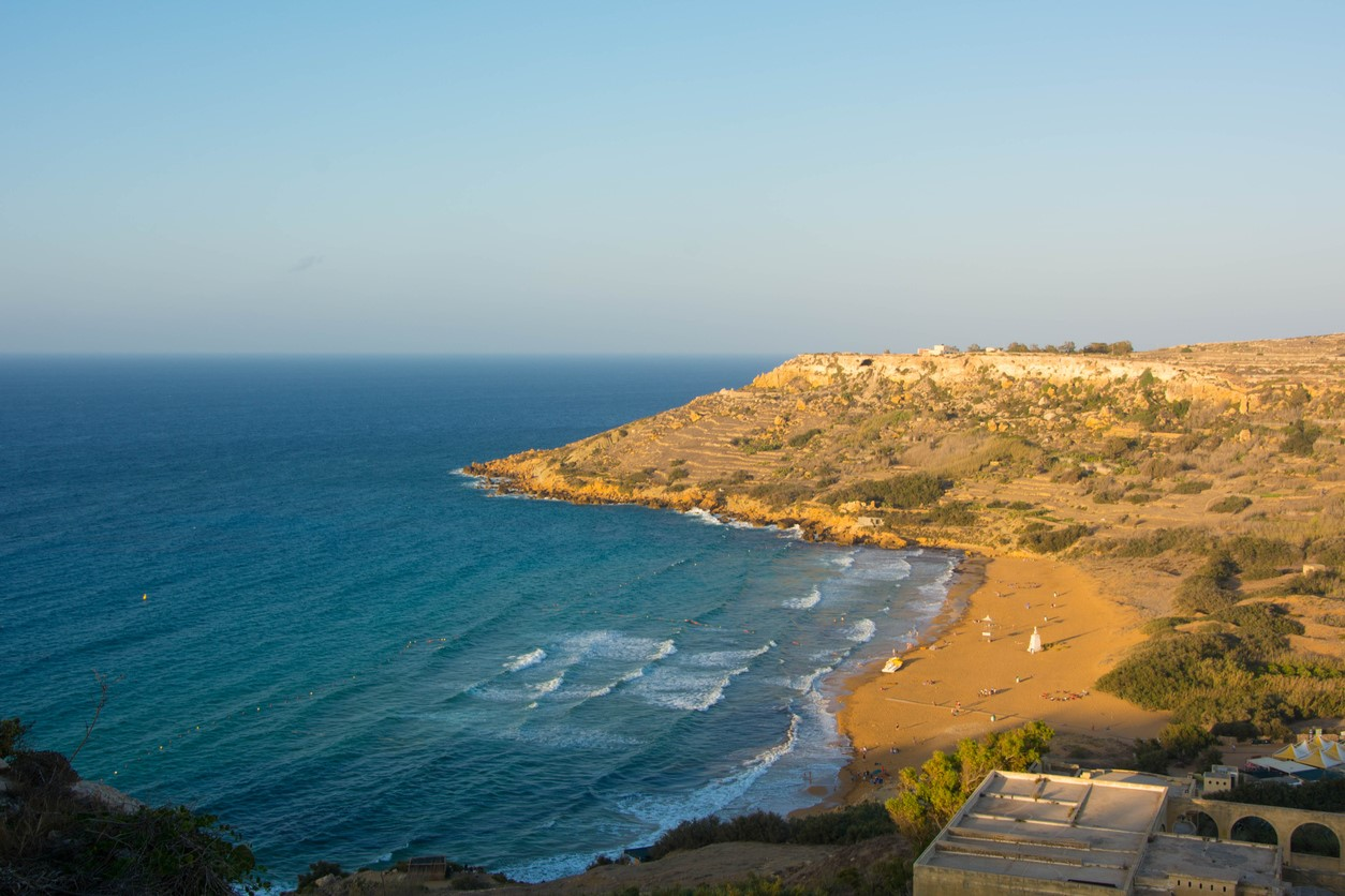 Ramla Bay Beach